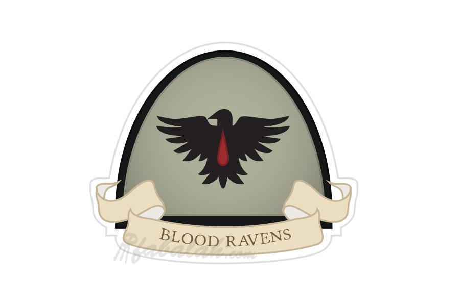 ByFabalah-40k-BloodRavens