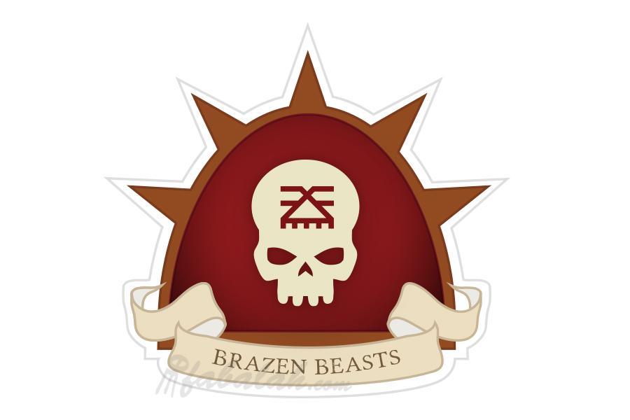 ByFabalah-40k-BrazenBeasts