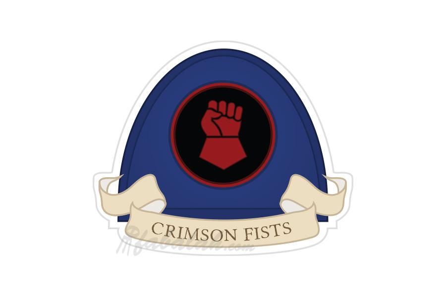 ByFabalah-40k-CrimsonFists