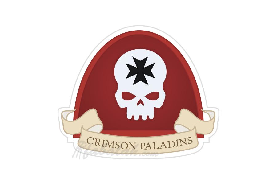 ByFabalah-40k-CrimsonPaladins
